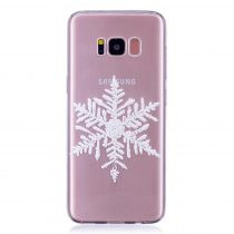 Karácsonyi Tok Samsung Galaxy S8 + (Plus) Szilikon Tok Christmas Style XMASS-05